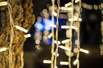 fairy lights hire weddings Cape Town