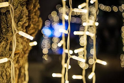 Fairy lights rental Cape Town