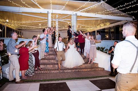 wedding lights Vrede & Lust