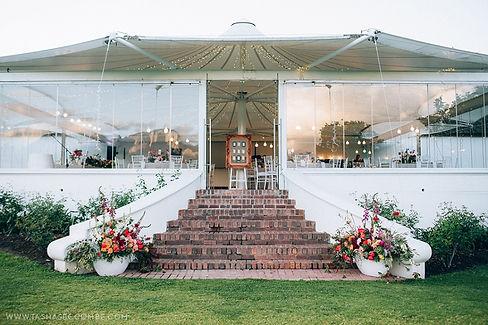 Vrede & Lust wedding decor