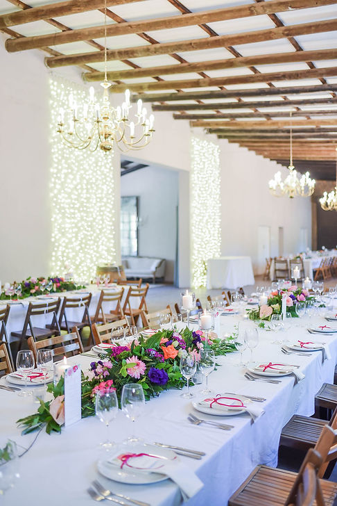 Elandskloof weddings