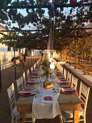 Goedgedacht farm weddings