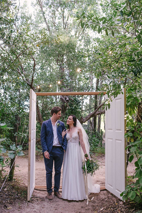Doors for wedding to hire Cape Town
