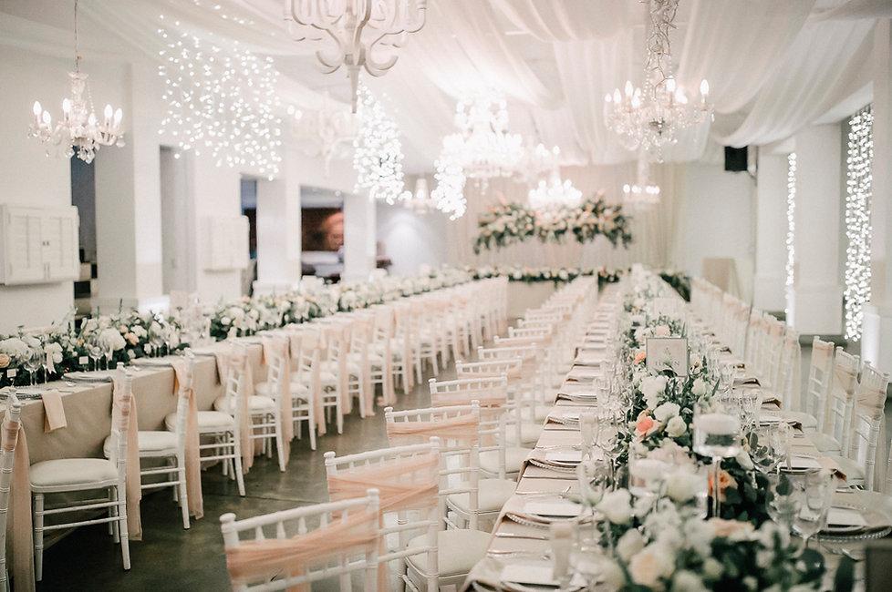 Molenvliet wedding decor