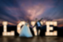 Large Marquee letters Cape Town