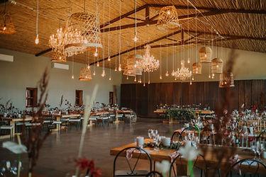 Basket lights Cape Town hire