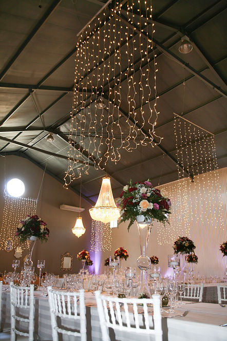 Fairy lights hire Cape Town
