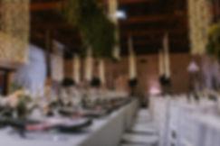 Nooitgedacht wedding decor