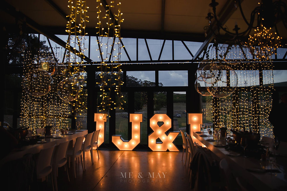 wedding decor Nitida