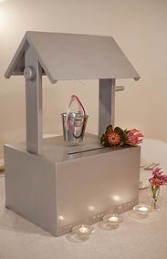 Money box for weddings to rent Cap Town