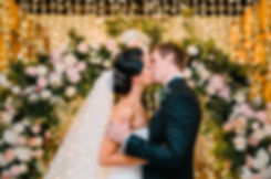 Wedding lighting Molenvliet