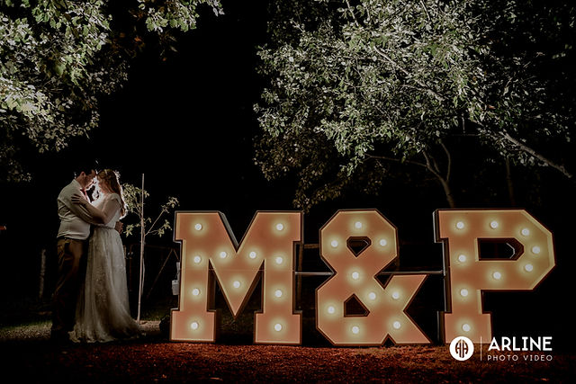 Marquee lights rental Cape Town
