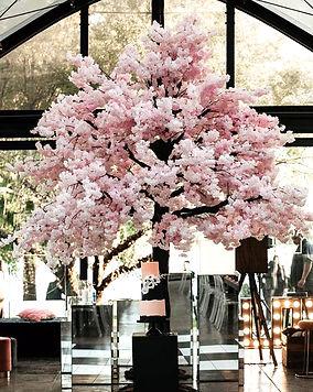 Au d'Hex Pink Cherry Blossom Tree