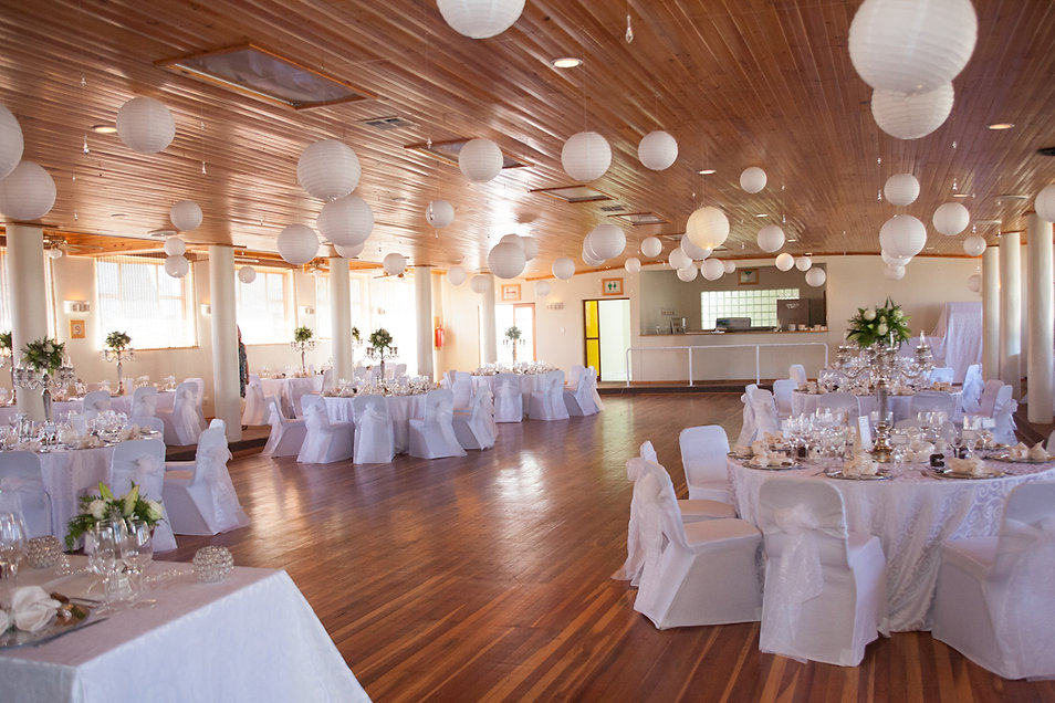 decor hire Cape Town