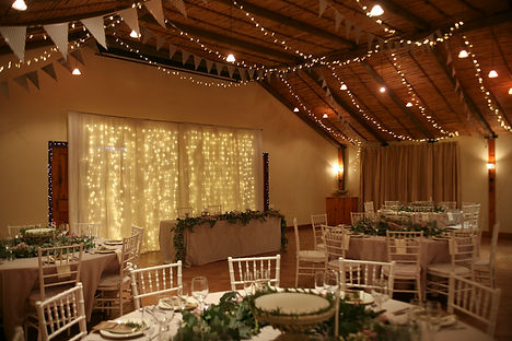 Fairy lights to rent in Cape Town