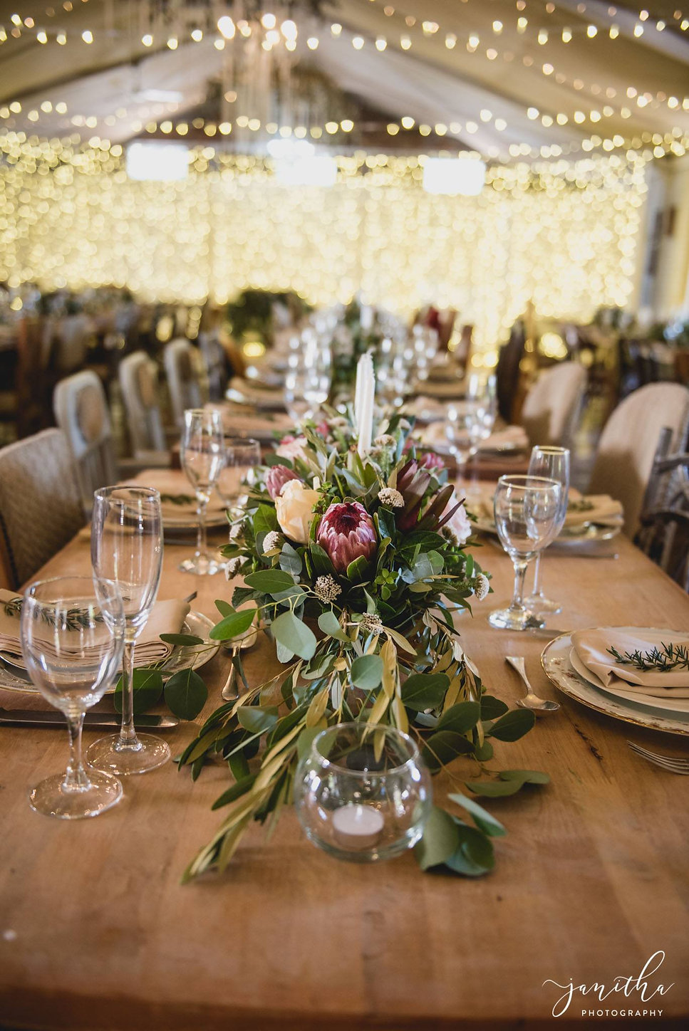 damarakloof wedding decor