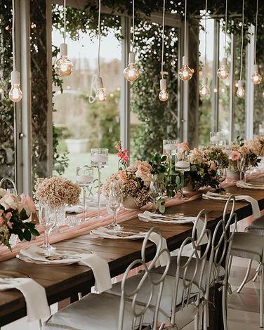 Belair wedding lights