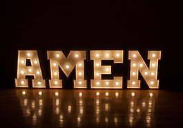 marquee letter lights for hire bellville