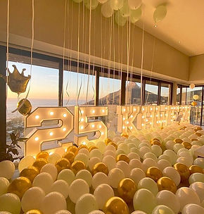 light Number hire Cape Town
