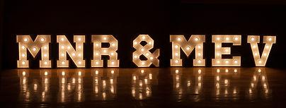 MNR & MEV Letters Cape Town