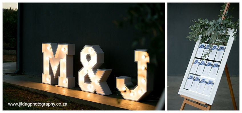 wedding lighting suppliers Cape Town