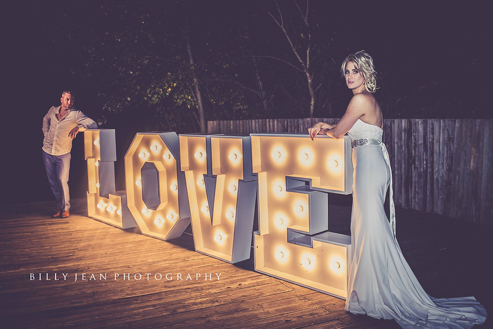 Love lights to hire in Cape Town