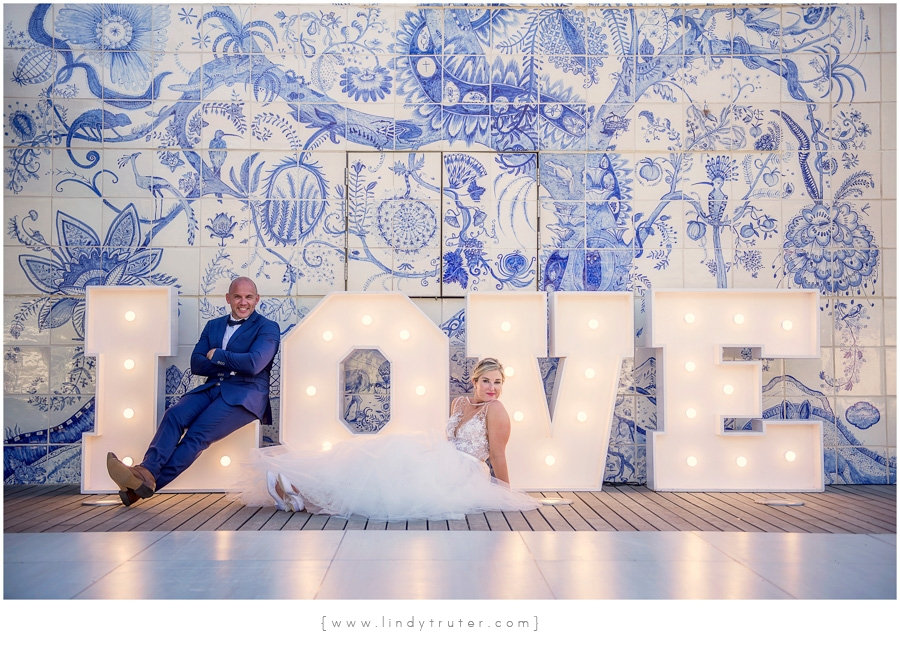 wedding decor suppliers Cape Town