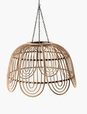 basket light shades to rent Cape Town