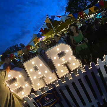 bar lights Cape Town