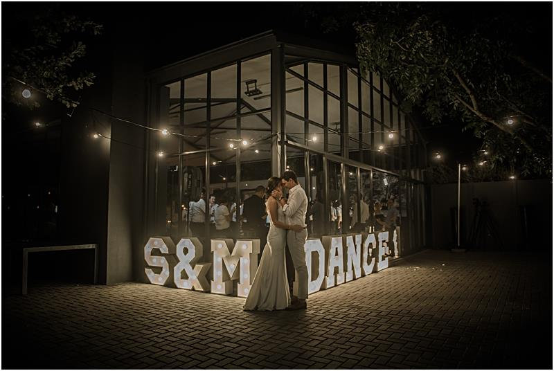 Letters with lights to hire in Cape Town