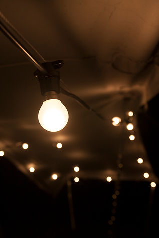 Outdoor lighting to hire Cape Town