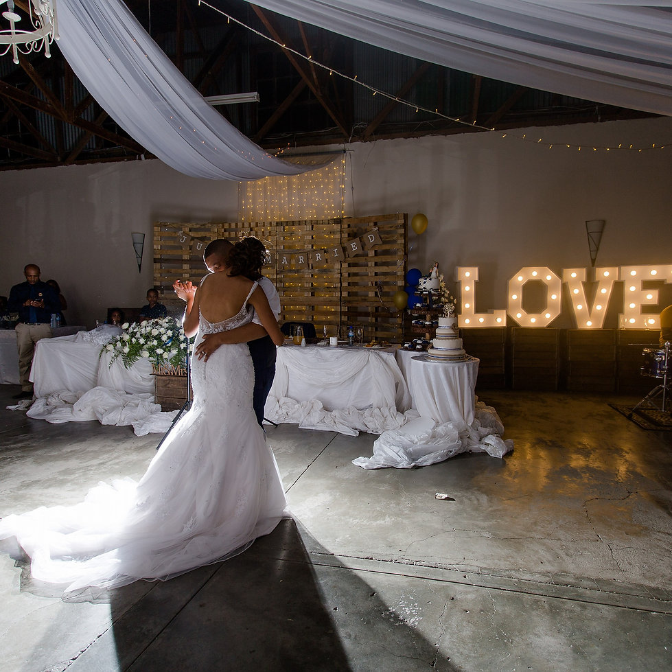 Leeuwrivier weddings