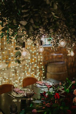 Elandskloof wedding decor