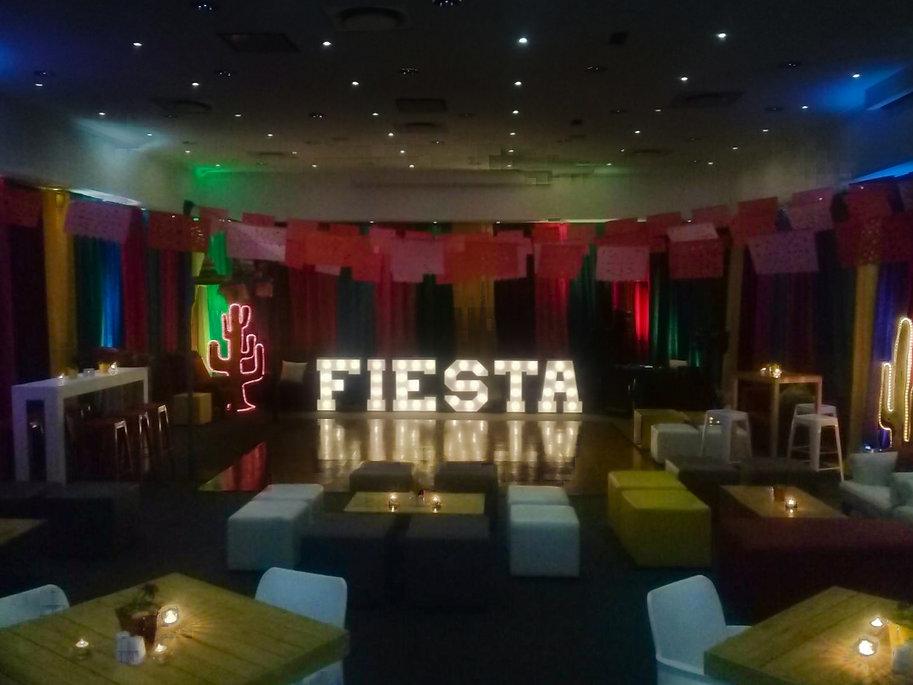 Wedding lights Cape Town