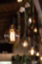 Edison globes hire Cape Town