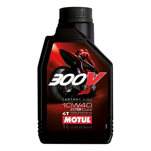MOTUL 300V 10W40 1L