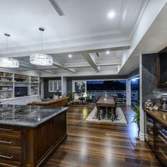 Hamilton Kitchen to Living 1