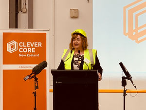 161019 Minister Megan Woods Launches Cle