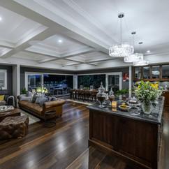 Hamilton Kitchen to Living 2