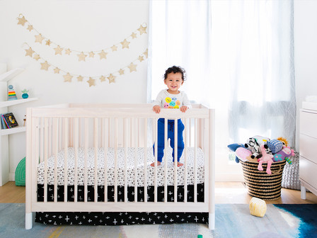 4 Steps to Creating A Safe Sleeping Space For Your Baby