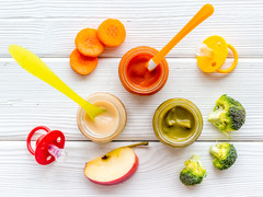 5 Fruits and Vegetables to Get Your Baby Started On