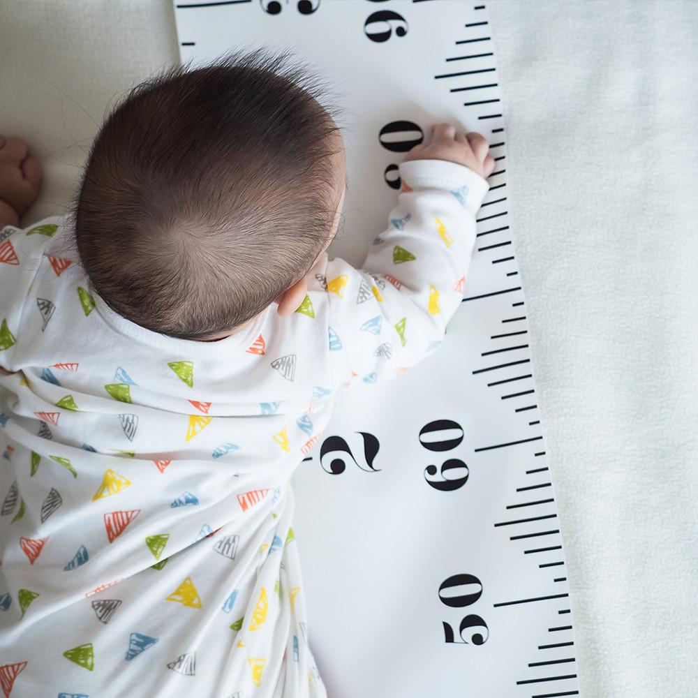 baby measurement concept photo