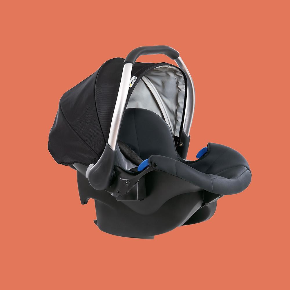 hauck comfort fix black infant car seat