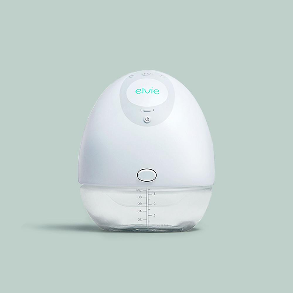 Portable Elvie Breast Pump