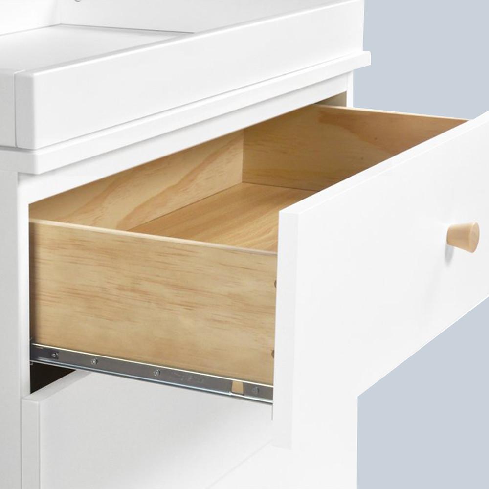 baby gelato dresser white
