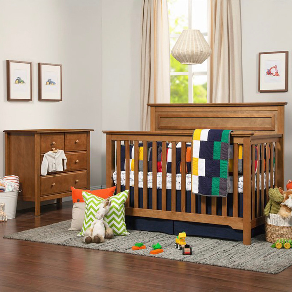 davinci furniture in autumn crib and dresser