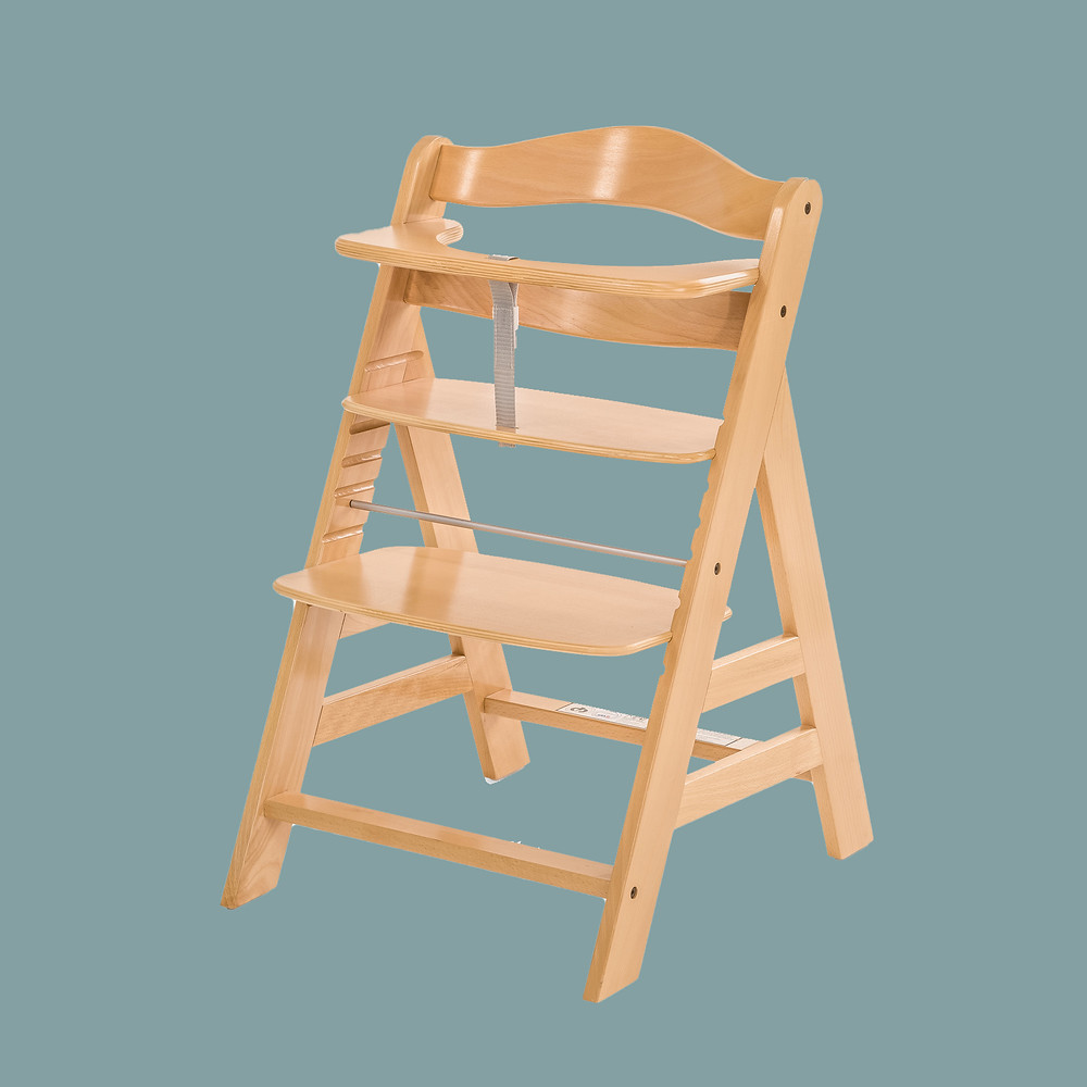 hauck alpha wooden chair