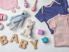 Basics You Need For Your Baby's First Year