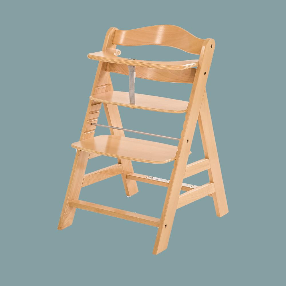 Hauck alpha one high chair