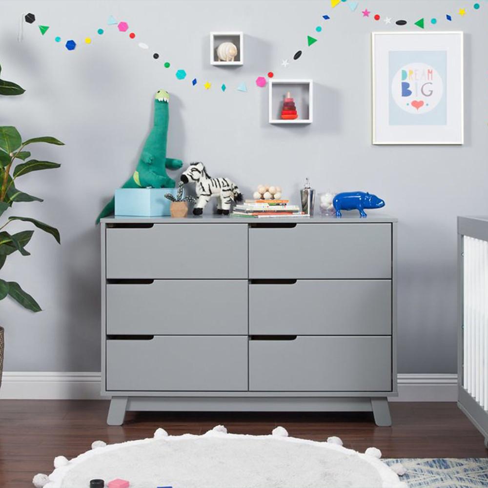 Hudson 6 drawer in nursery room